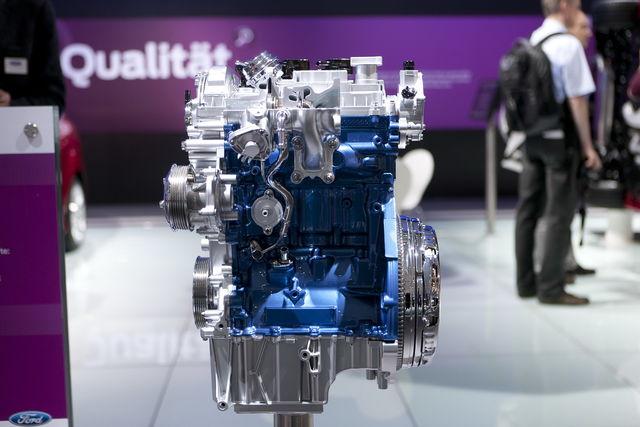 Ford ecoboost 3 cilindri 3