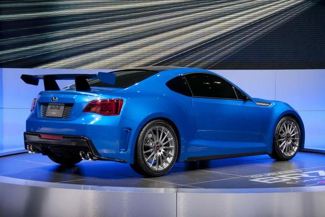 Subaru brz concept 13