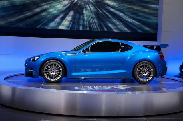 Subaru brz concept 14