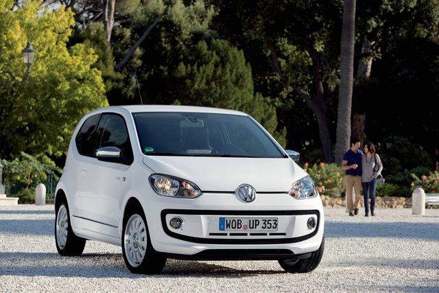 Volkswagen up roma 13
