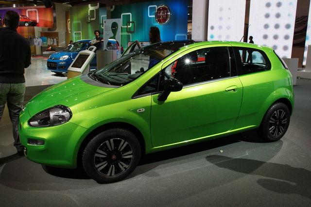 Fiat punto 2012 09