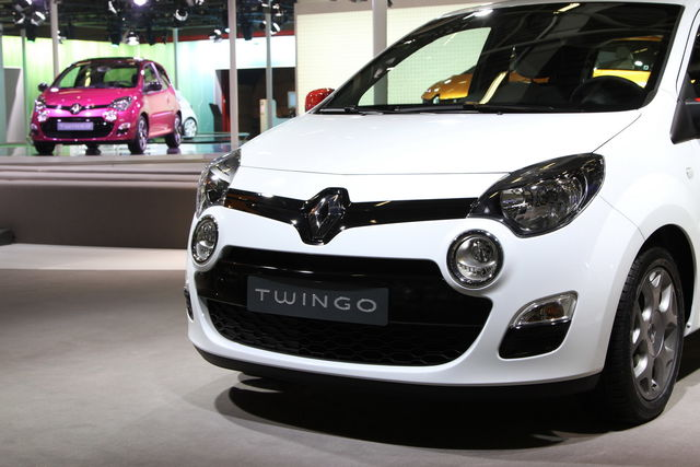 Renault twingo motor show 1
