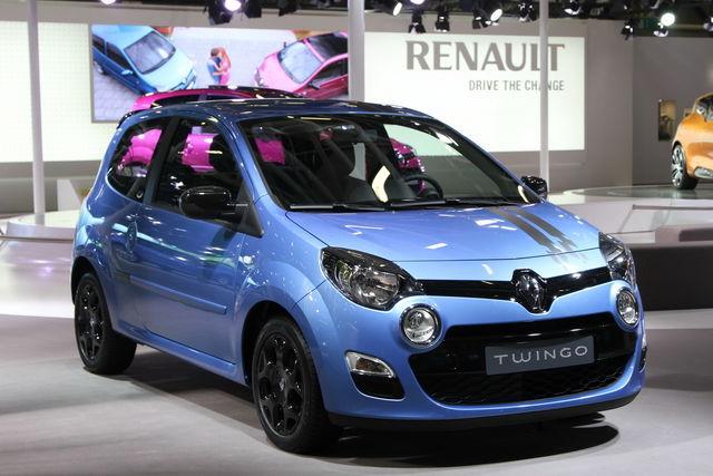 Renault twingo motor show 2