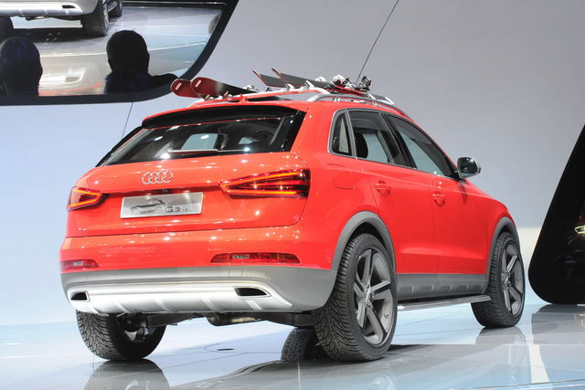 Audi a3 vail 08