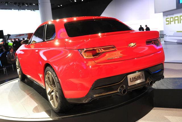 Chevrolet code 130r 3