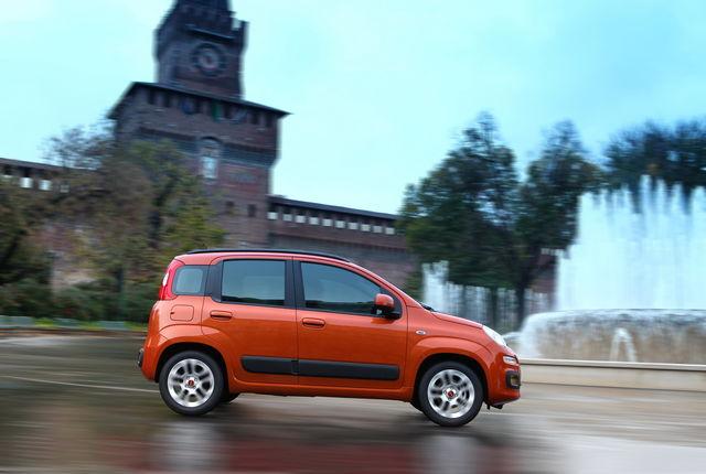 Fiat panda 2012 presentazione 38