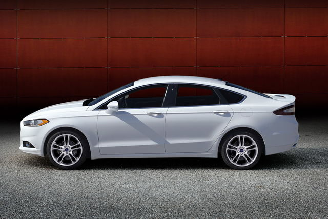 Ford fusion 14