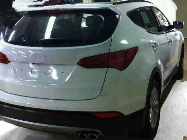 Hyundai santa fe ix45 2012 3