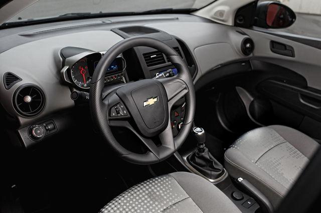 La Chevrolet Aveo Anche A Gpl