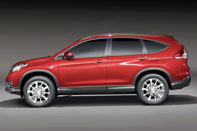 Honda crv europa 3