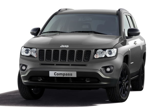Jeep compass prototipo