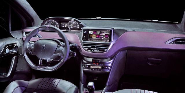 Peugeot 208 xy concept 12