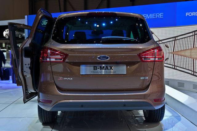 Ford b max ginevra 2012 03