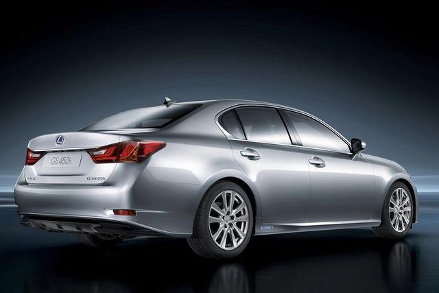 Lexus gs 450h 2012 10
