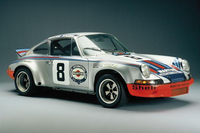 Porsche 911 rs 1972 1