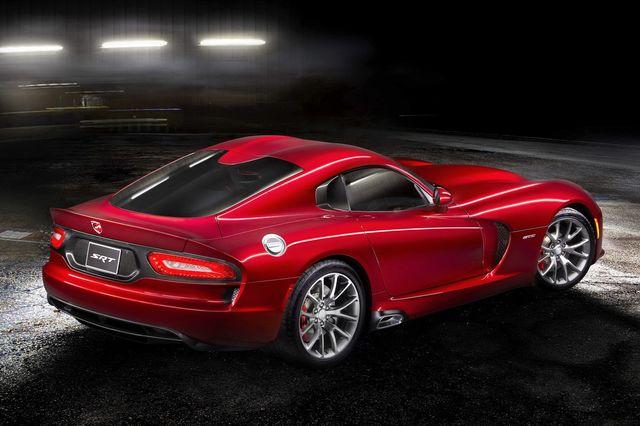 Dodge srt viper 12