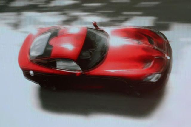 Dodge viper 2012 spy 3