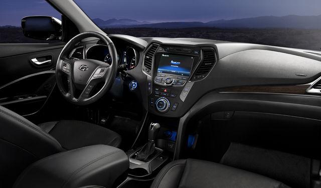 Hyundai santa fe 2012 2