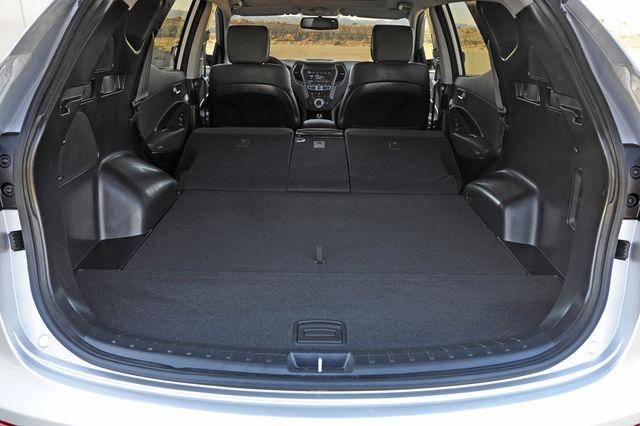 Hyundai santa fe 2012 7