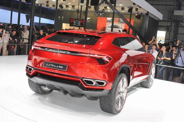 Lamborghini urus pechino 2012 01