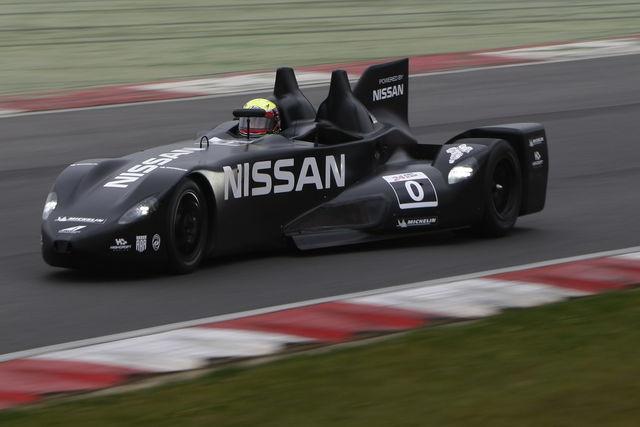 Nissan deltawing le mans 11