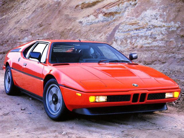1978 bmw m1 e26 4