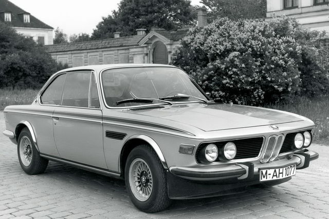 Bmw 30 csl 1971 2