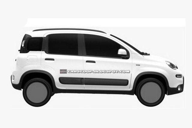 Fiat panda 4x4 brevetti 03