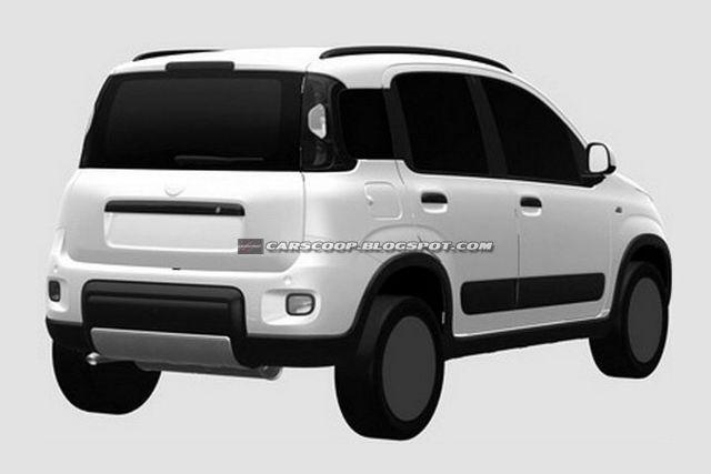 Fiat panda 4x4 brevetti 05