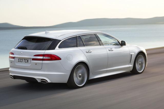 Jaguar xf 2012 2