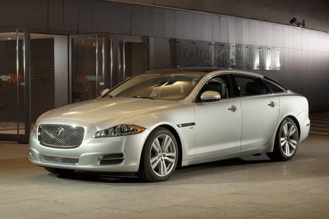 Jaguar xj 2012 1