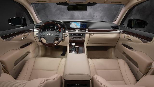 Lexus ls 460 2012 16