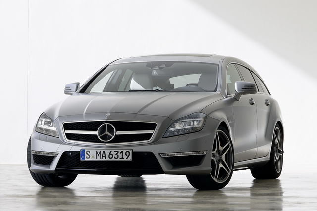 Mercedes cls shooting brake 63 amg 7