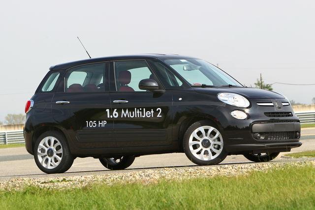 Fiat 500l 16 multijet 105 cv 2