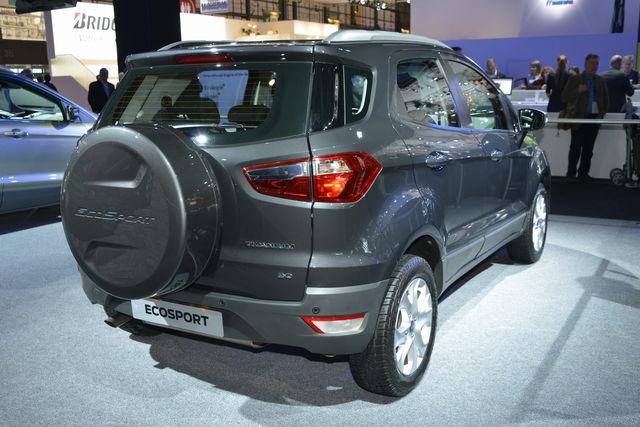 Ford ecosport parigi 1