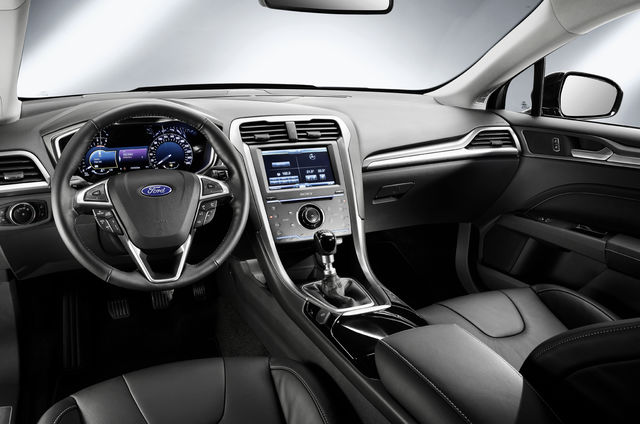 Ford mondeo 2013 5