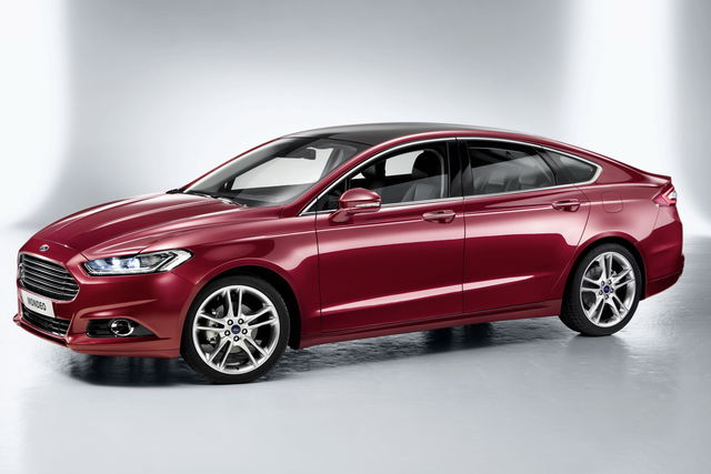 Ford mondeo 2013 6