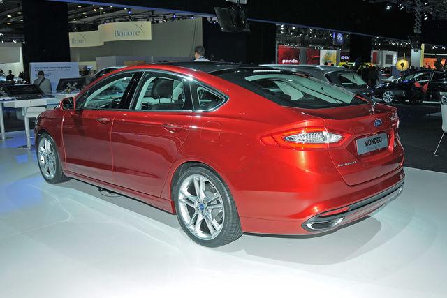 Ford mondeo parigi 4