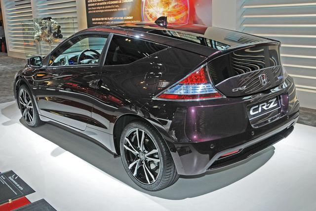 Honda cr z parigi 3