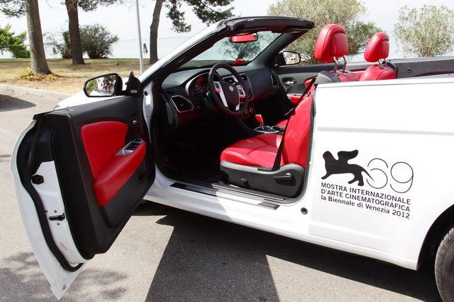 Lancia flavia red carpet poltrona frau 1