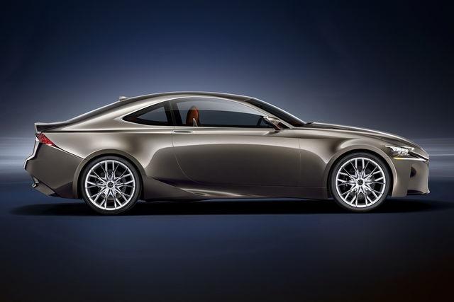 Lexus lf cc 2