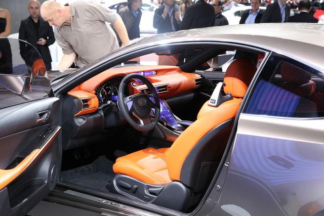 Lexus lf cc parigi 2012 2