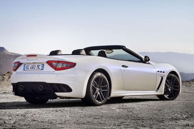 Maserati grancabrio mc stradale 1
