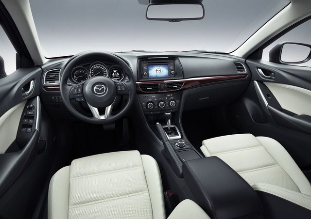 Mazda 6 2013 berlina 12
