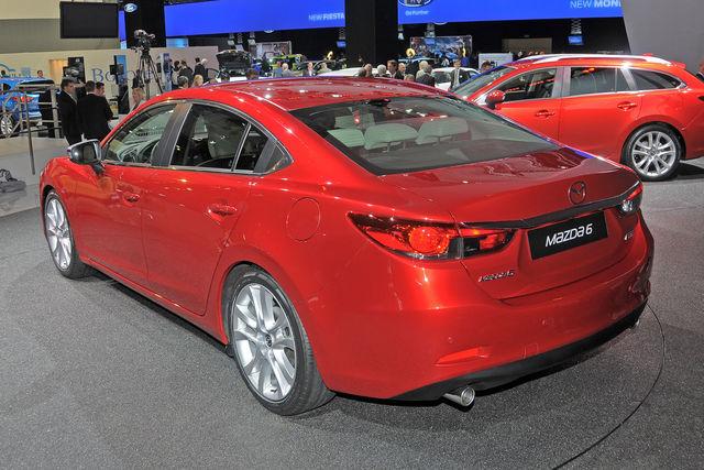 Mazda 6 parigi 3
