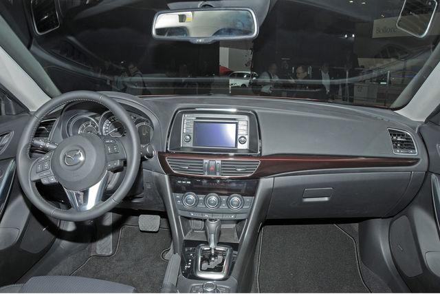 Mazda 6 sw parigi 2
