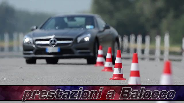 Mercedes sl video balocco 11