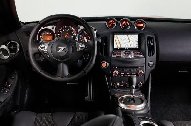 Nissan 370z restyling 1