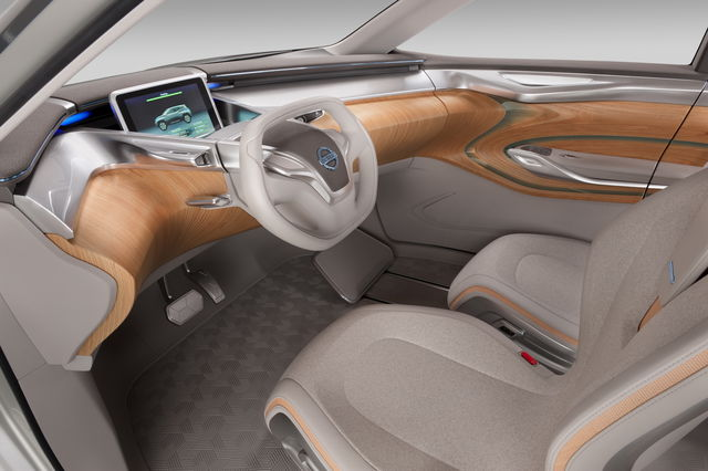 Nissan terra concept 2012 10