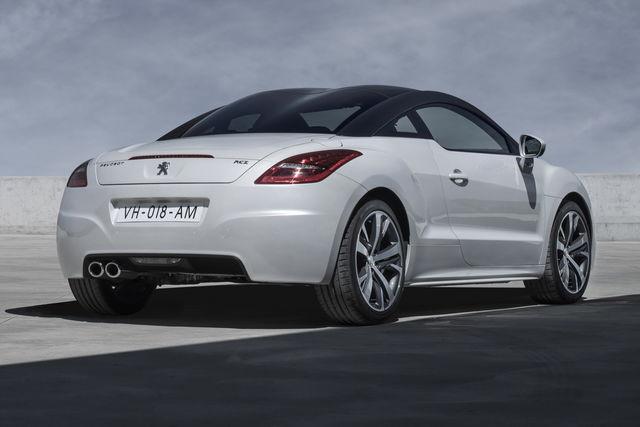 Peugeot rcz restyling 10